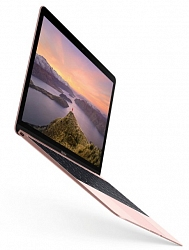 "Apple MacBook Early 2016 5MGL2 (Intel Core m3 1100 MHz/12.0""/2304x1440/8.0Gb/256Gb SSD/DVD нет/Intel HD Graphics 515/Wi-Fi/Bluetooth/MacOS X) восстановленный Rose gold"