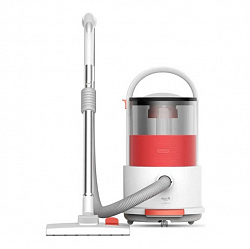 Пылесос Xiaomi Deerma Vacuum Cleaner TJ210 White/Red