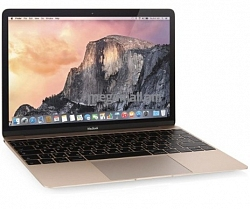 "Apple MacBook Early 2016 (Intel Core m3 1100 MHz/12.0""/2304x1440/8.0Gb/256Gb SSD/DVD нет/Intel HD Graphics 515/Wi-Fi/Bluetooth/MacOS X) Gold"