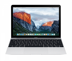 "Apple MacBook Early 2016 5LHA2 (Intel Core m3 1100 MHz/12.0""/2304x1440/8.0Gb/256Gb SSD/DVD нет/Intel HD Graphics 515/Wi-Fi/Bluetooth/MacOS X) Silver"